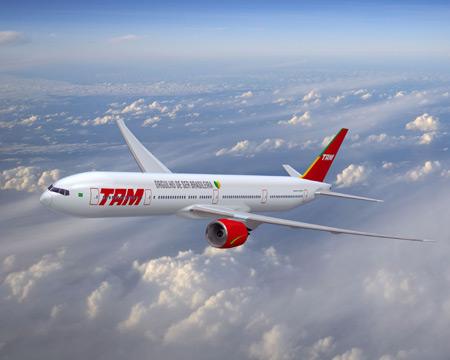 Aeronáutica investiga manobra de emergência em voo da TAM