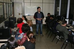 Servidores da Prefeitura de Cambé, recebem aulas de informática