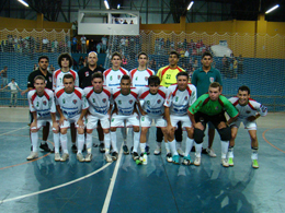 Cambé Futsal vence o time do São Sojé dos Pinhais pelo Placar de 07 à 02