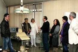 Museu Histórico de Cambé recebe doação de Centro Cirúrgico