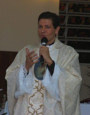Ministério Publico denuncia padre Silvio Andrei por três crimes
