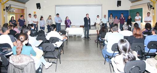 João Pavinato dá palestra para novos servidores públicos de Cambé