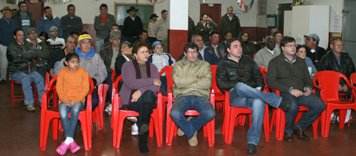 Reunião no Ana Rosa em Cambé define procedimentos para eliminar poluição