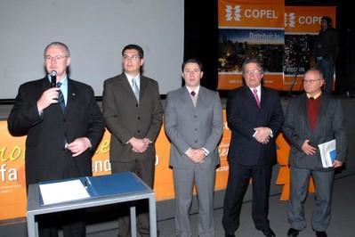 Copel vai difundir banda larga e investir no esporte paranaense