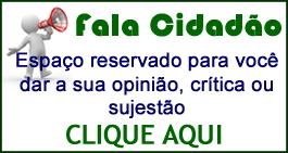 Portal Cambé Lança o espaço Fala Cidadão.