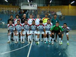 Jogando fora de casa o Cambé Futsal consegue mais um empate.