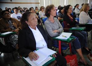 Parteiras buscam parceria com profissionais de saúde e apoio do SUS