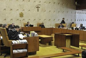 Supremo valida Ficha Limpa para este ano em sessão marcada por discussões tensas