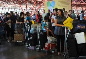 """Presidente da Anac prevê """"problemas pontuais"""" com greve nos aeroportos"""