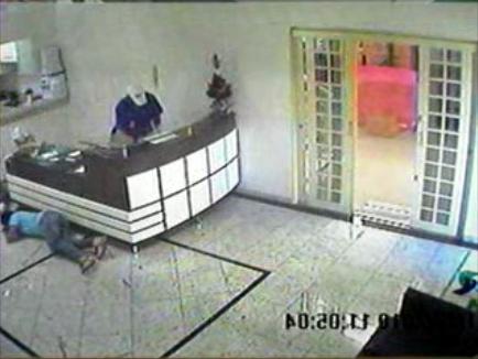 Um Papai Noel Baiano em Cambé