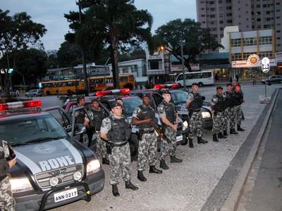 PM lança operação especial para reforçar segurança no fim do ano