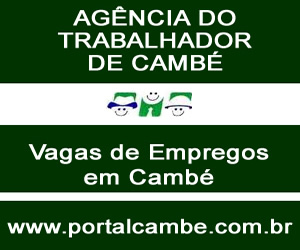 Agência do Trabalhador de Cambé, vagas abertas para 16/12/2010
