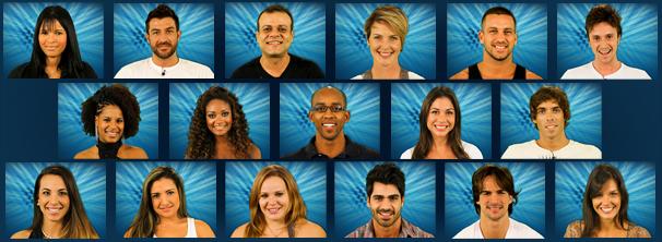 Dezessete brasileiros são escolhidos BBB11