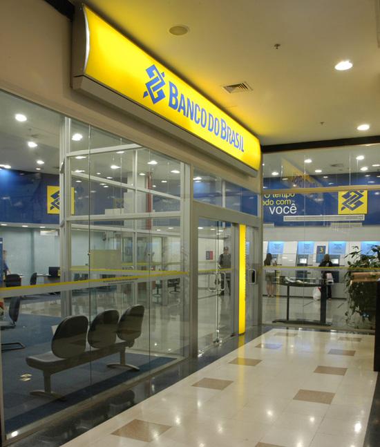 Agência do Banco do Brasil é assaltada nesta manhã