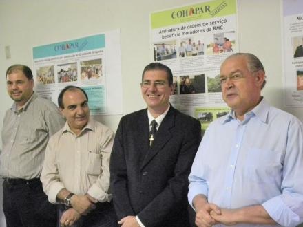Paraná quer construir 25 mil casas em 2011