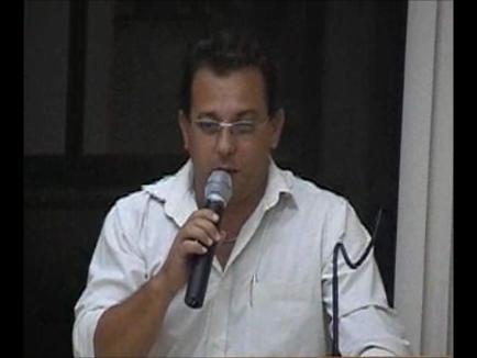 Presidente da Câmara de Vereadores pede apoio a projeto.