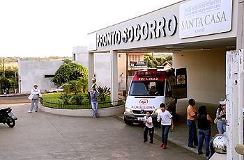 Santa Casa de Cambé suspende atendimento na UTI