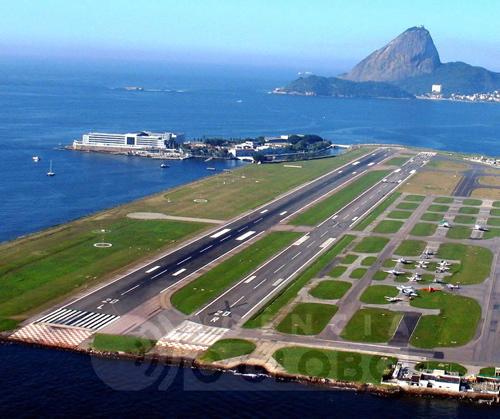 Para governo, obras nos aeroportos estão dentro do cronograma