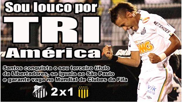 Santos FC é tricampeão da Libertadores e consolida geração mais vitoriosa após a Era Pelé