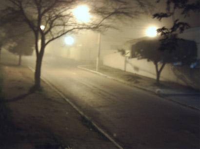 Cambé registra o dia mais frio do ano