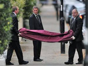 Morre a cantora inglesa Amy Winehouse
