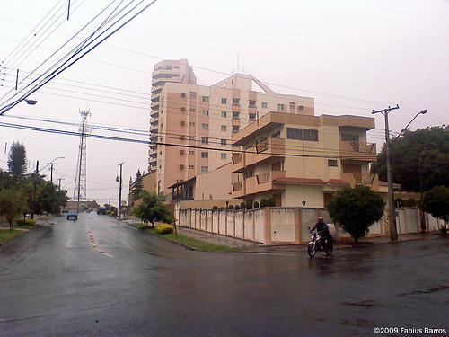 Semana deve ser fria e chuvosa em Cambé