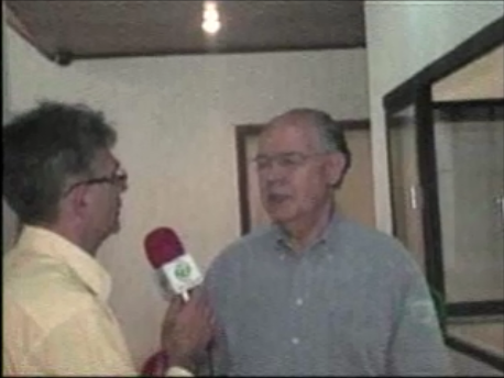 Entrevista com o Secretário da Fazenda Luiz Carlos Hauly