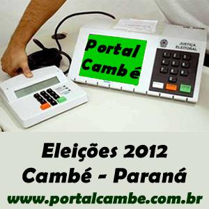 Eleições 2012, começa a corrida eleitoral em Cambé (Vídeo)