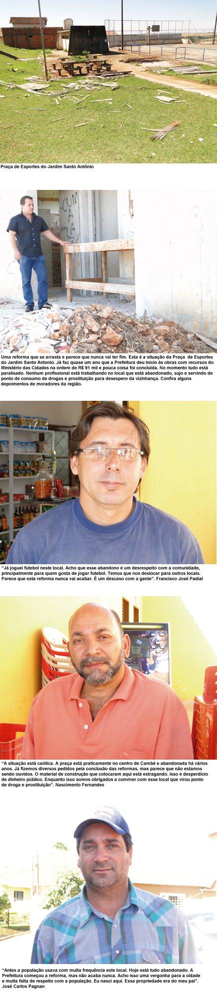 Jornal Nossa Cidade: Blitz – Conrado Scheller