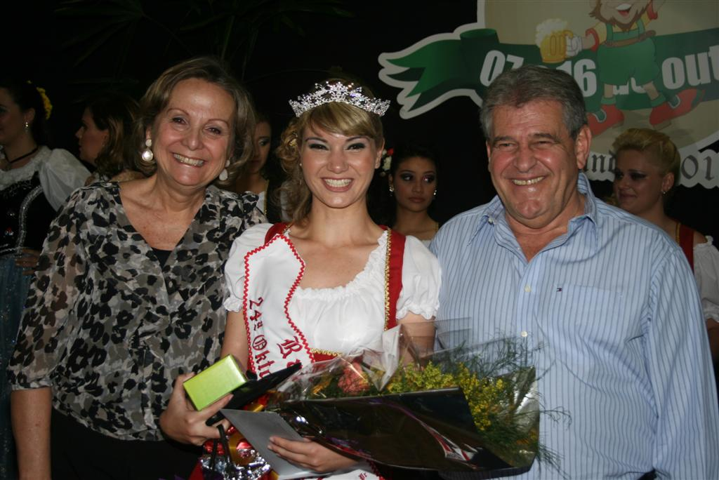 CONCURSO ELEGE A RAINHA DA OKTOBERFEST DE ROLANDIA 2011 – 2013