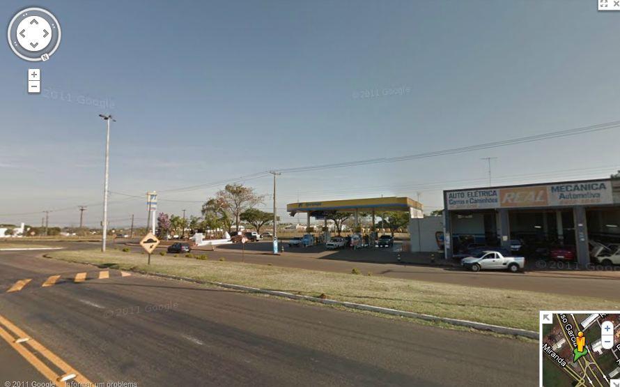 A cidade de Cambé já está disponível no Google Street View