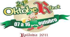 OKTOBERFEST DE ROLANDIA QUER  ATRAIR 100 MIL VISITANTES EM 10 DIAS DE FESTA