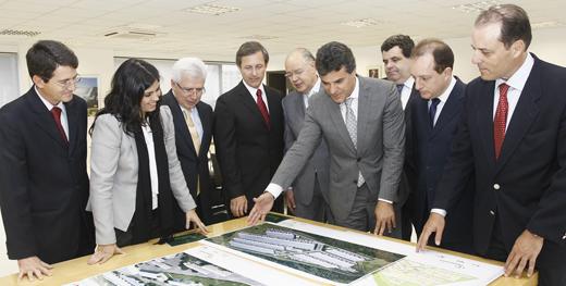 Cambé terá centro logístico