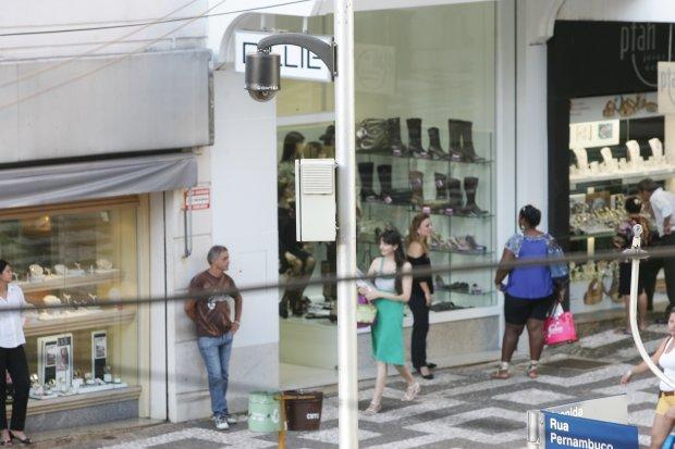 Londrina: População opinará sobre locais para instalação de câmeras de segurança