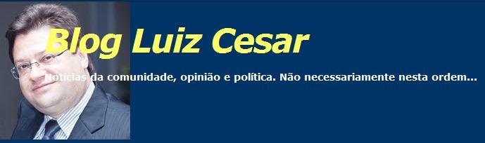Do Blog Luiz Cesar: CPI da Câmara apresenta relatório calunioso e com notório interesse eleitoral