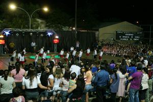 Festival de Dança reúne comunidade escolar do Parque Manella