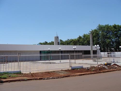 Obras do Centro da Juventude já estão quase finalizadas