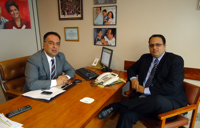 Santa Casa de Cambé solicita recursos a André Vargas