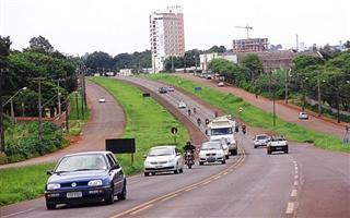 Trecho da PR-445 entre Londrina e Cambé será duplicado