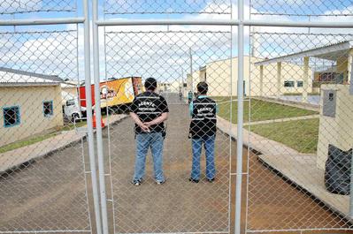 Aberto processo seletivo para agentes penitenciários