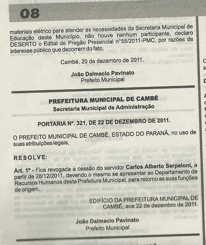 Prefeitura e Governo do Paraná firmam convênio para construir colégio estadual