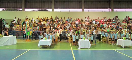 APMI realiza formatura dos Centros de Educação Infantil