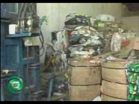 Recicladores de Cambé ganham novo local desenvolver a reciclagem (Vídeo)