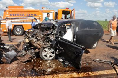 Acidente em Assis Chateaubriand mata o deputado federal Moacir Micheletto