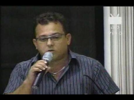 Vereador Conrado Scheller responde ao desafio do vereador Junior Felix