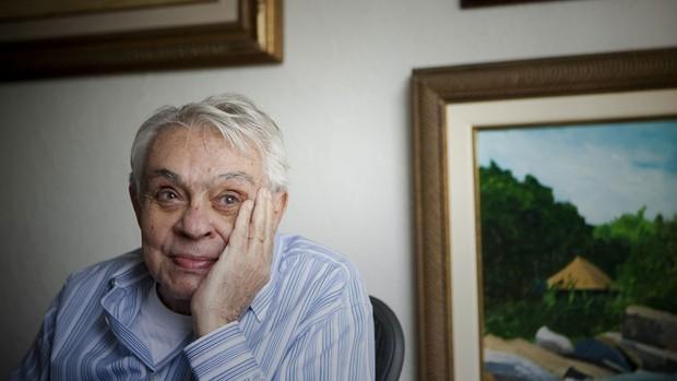 Chico Anysio morre aos 80 anos