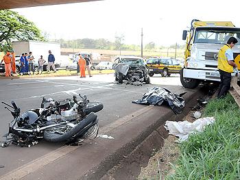 Acidente grave faz vítima fatal entre Londrina e Cambé