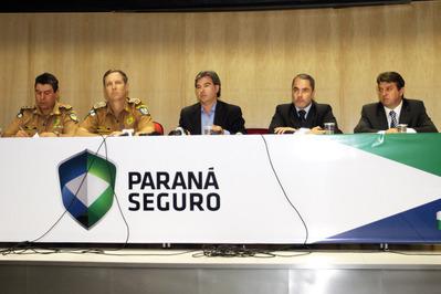 Governo fará ações policiais permanentes nos 20 maiores municípios do Paraná