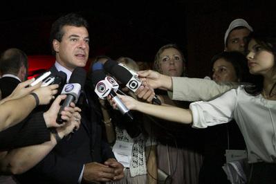 Richa participa do lançamento da Expo-Londrina 2012