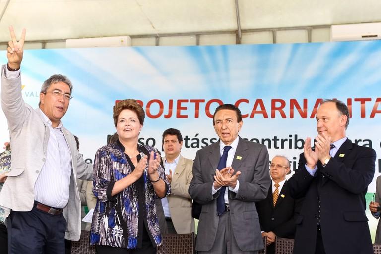 Vale arrenda mina da Petrobras para produzir potássio e reduzir dependência da importação de fertilizantes